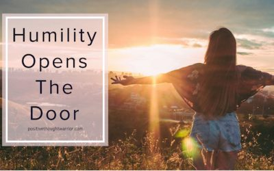 Dr. Pecci Says | Humility Opens The Door