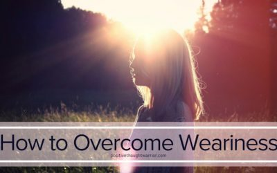 Dr. Pecci Says | Here's How to Overcome Weariness