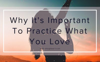 Spirit Translator | Why It's Important to Practice What You Love