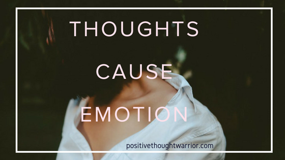 Negative Thoughts Cause Pain