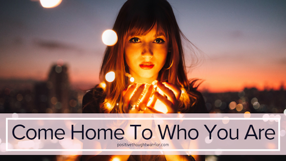 Thought Rehab | Come Home to Who You Are